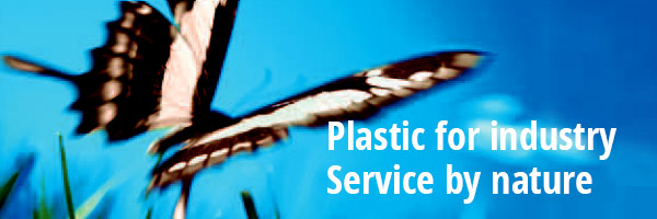 Plastic for Industry, service by nature